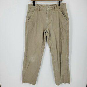 Mountain Hardwear Heavy Duty Work Pants sz 36x31